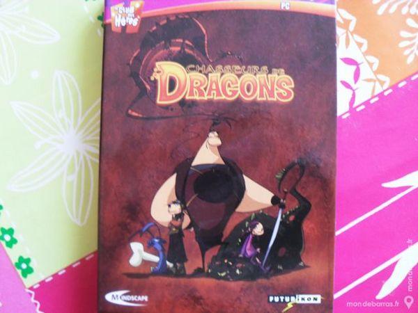 Jeu PC Chasseurs de Dragons Etat neuf 3 Pantin (93)