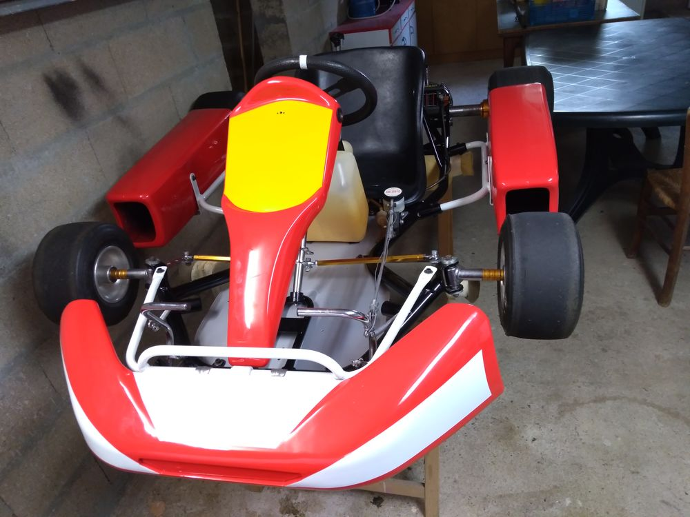 chassie karting BIESSE IT KART COMPLET Sports