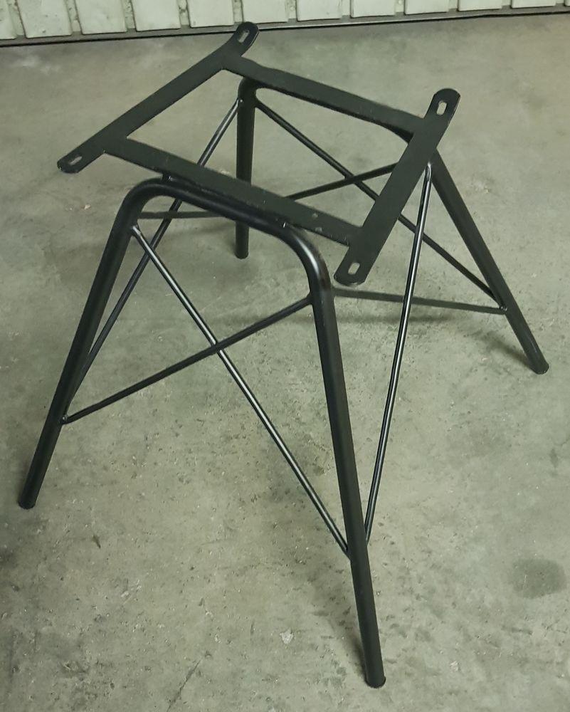 Chassis chaise tabouret style industriel nordique Décoration