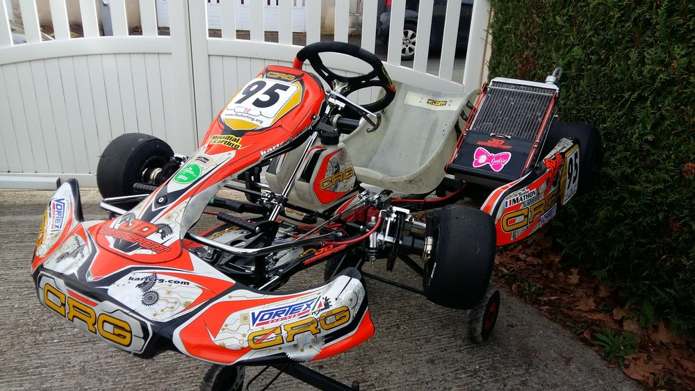 chassis Karting KZ2 Road Rebel 2017 2400 Vauréal (95)