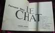 Le Chat  Ed. Larousse vr photos venir chercher Livres et BD