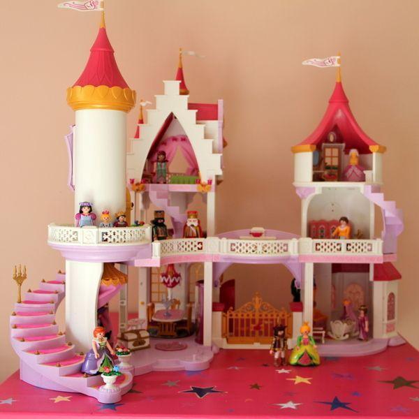 Château fille Playmobil 5142 Jeux / jouets