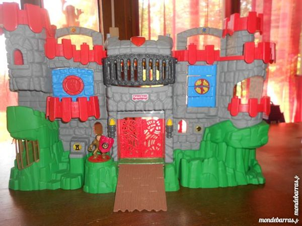 chateau fisher price imaginext 15 Mignères (45)