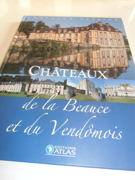 Châteaux de la Beauce et du Vendômois (78) Livres et BD