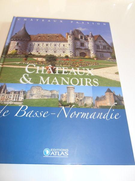 Châteaux et Manoirs de Basse-Normandie (78) Livres et BD