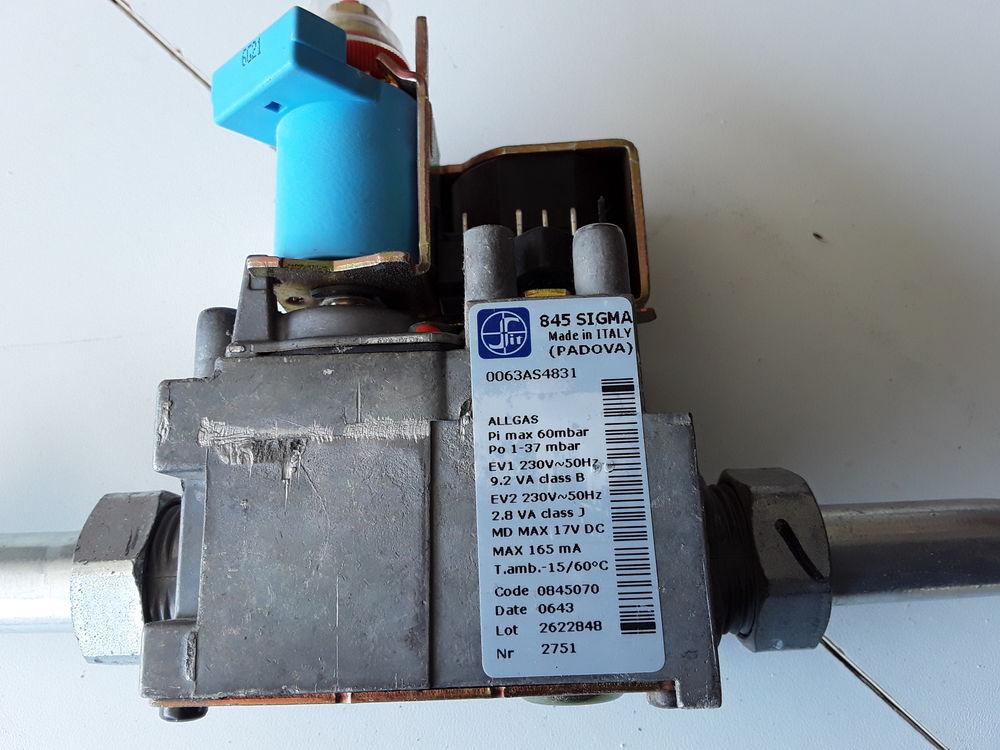 Chaudière gaz et accessoires 70 Outreau (62)