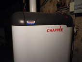 Chaudière à condensation CHAPPEE 2500 La Guiche (71)