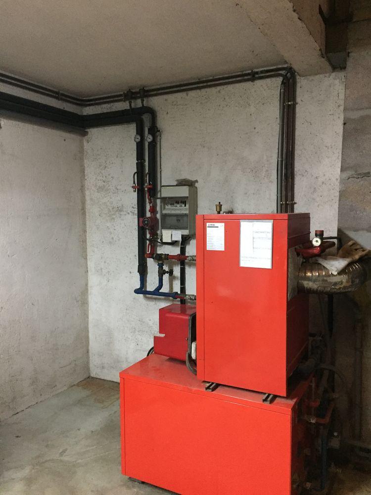 Chaudière fuel avec production d'eau chaude  200 Cholet (49)
