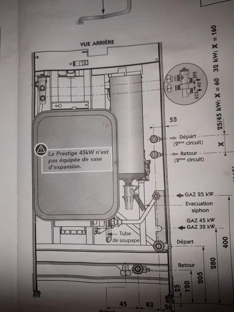 Chaudière à gaz propane nouvelle génération 3000 Lorgues (83)