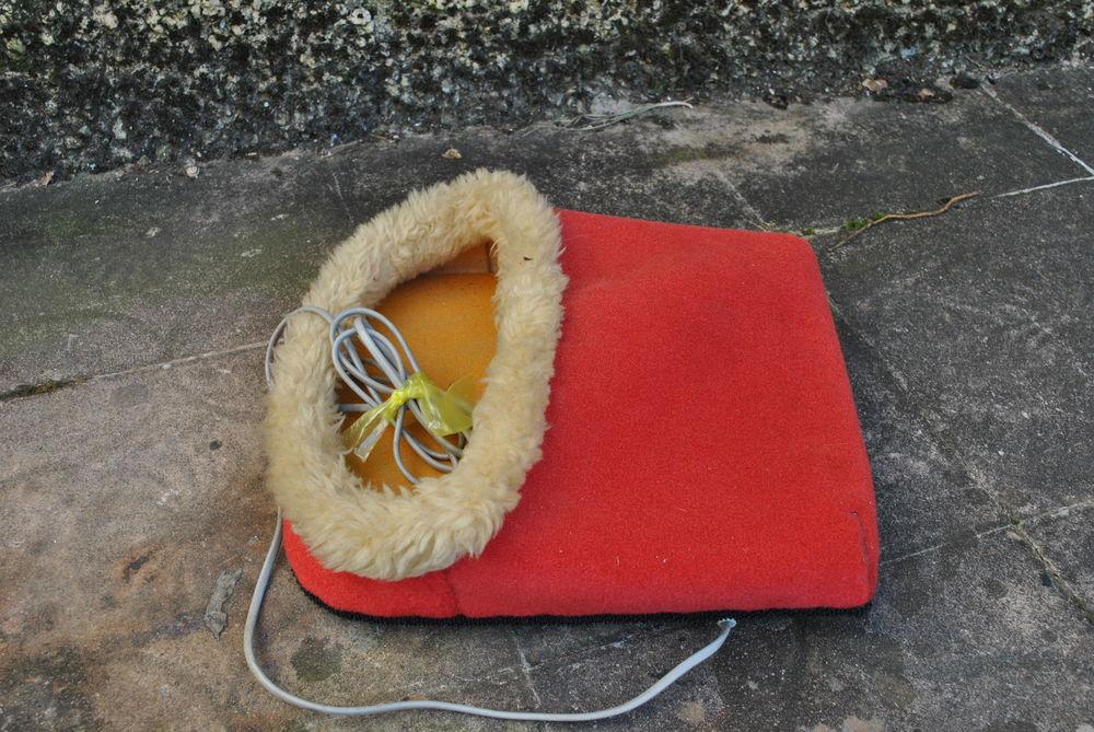 chauferette  pour pieds 50 Foix (09)
