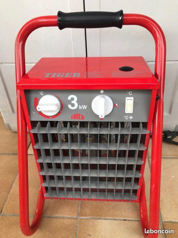 Chauffage soufflant Frico p31 3kw 180 Lormont (33)