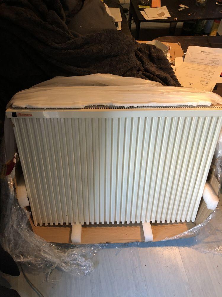Chauffages électriques à briques réfractaires  0 La Fresnais (35)