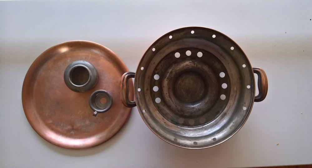 Chauffe plat en cuivre 15 Bois-Colombes (92)