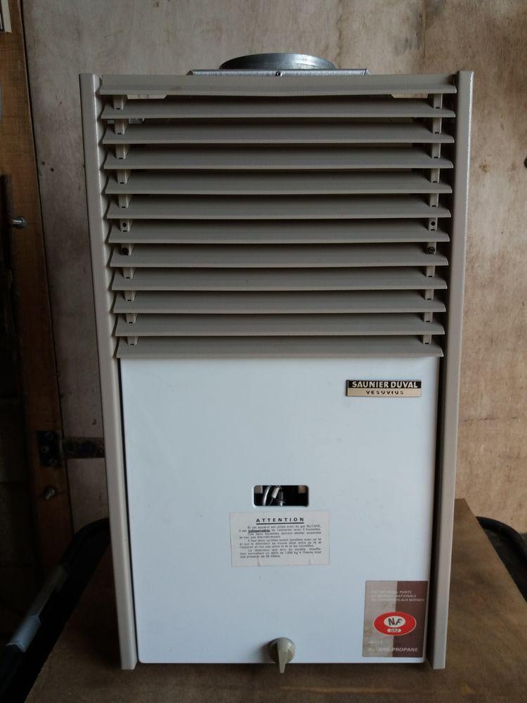 chauffe eau gaz Bricolage