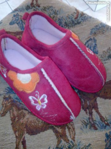 chausson fille 5 Guiscard (60)