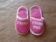 Chaussons claquettes pointure 20