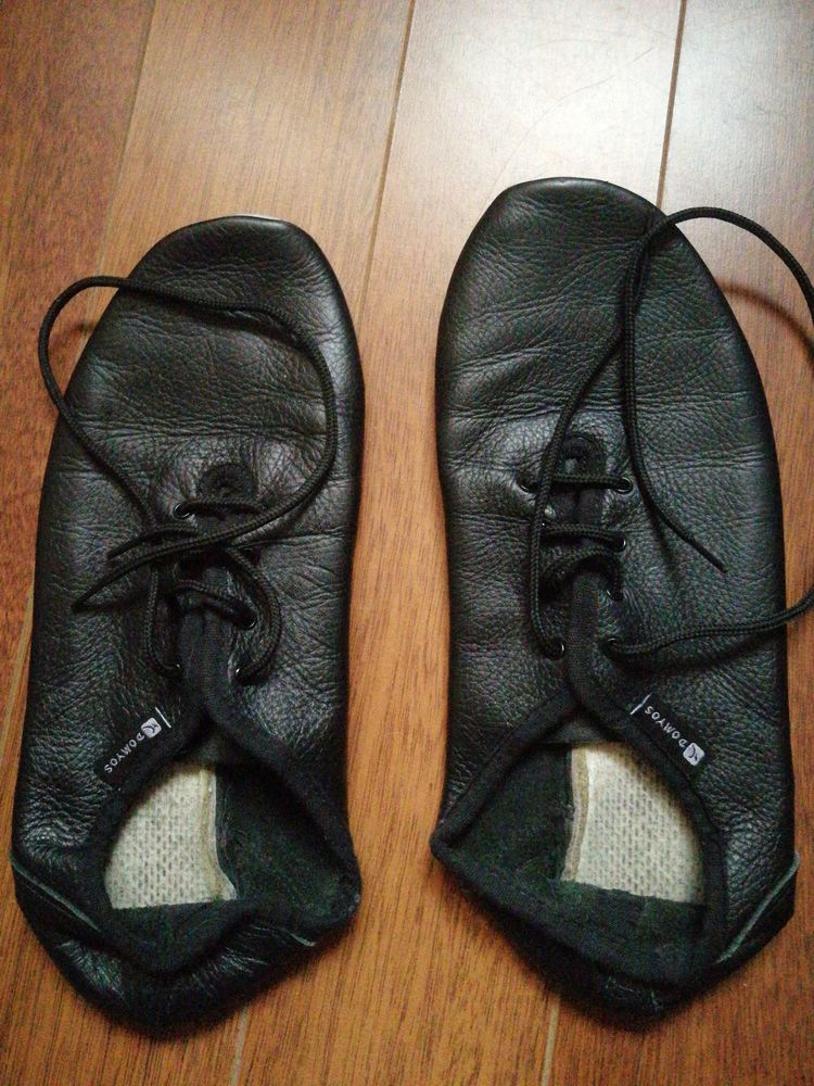 Achetez chaussons danse jazz quasi neuf 95a0642b5a3