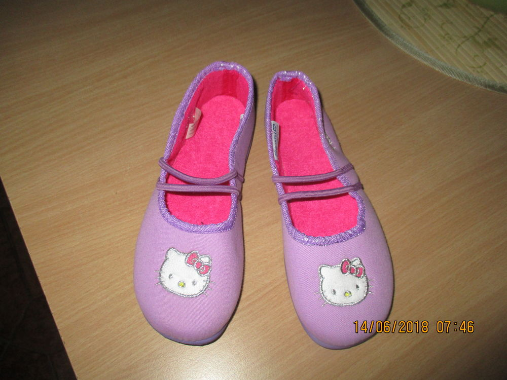 Chaussons DORA 8 Amilly (45)