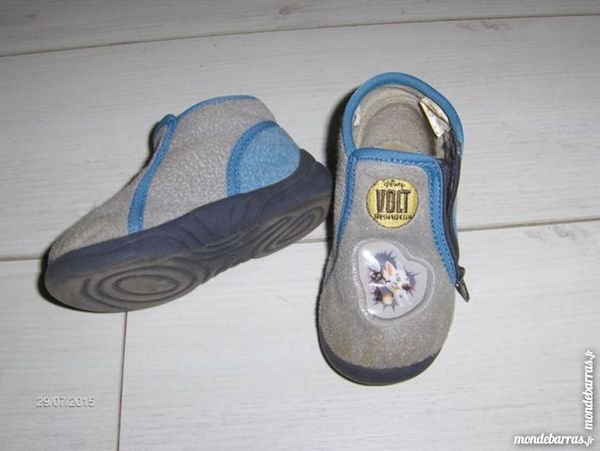 ca5a96067bfa7 Chaussons enfant Disney Volt (P.23) Chaussures