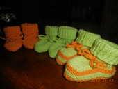 chaussons bb fait main 2 Sète (34)