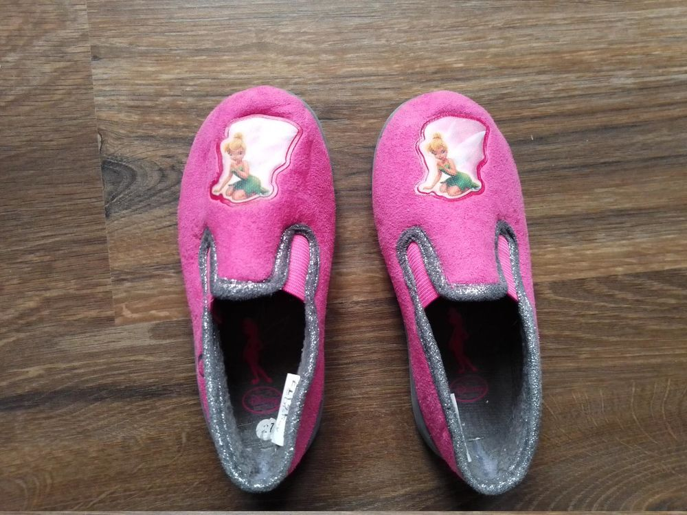 Chaussons fille Fée clochette Taille 27 TBE 3 Aurillac (15)