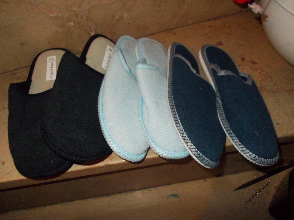 lot de chaussons neufs 6 Pantin (93)