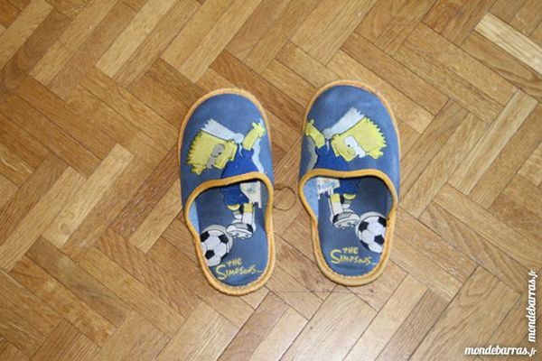 Chaussons SIMPSONS 2 Tours (37)