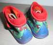 Chaussons T20 verts Rhode occasion Chaussures enfants