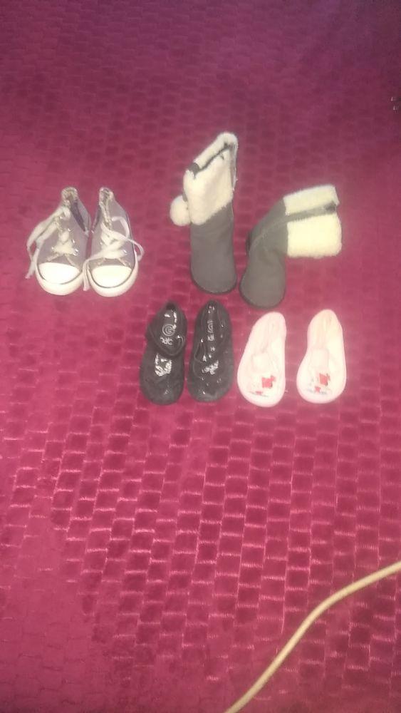Chaussure  bébé  fille 20 Anse (69)