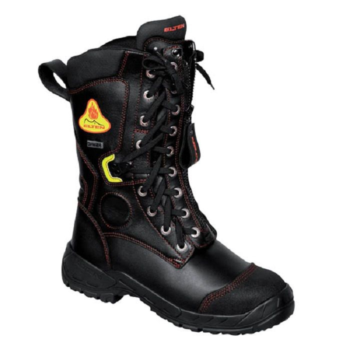 Chaussure bottine de securite ANTI FEU ANTI CHALEUR ET TRONCONNAGE Cuir bovin NEUF  TAILLE 41 AVEC COQUE POMPIER 150 Lens (62)