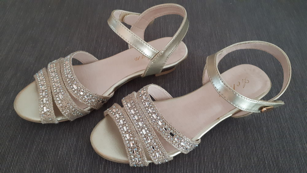 Chaussure de danse enfant taille 34 20 Saleilles (66)