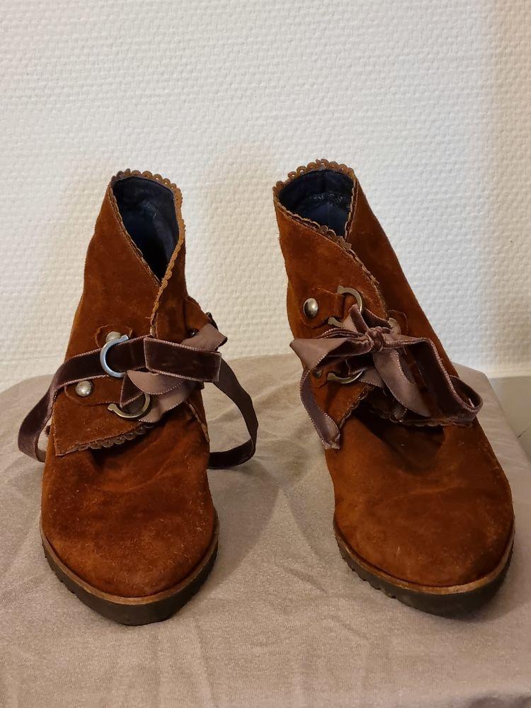 Chaussure dorking femme taille 39 superbe état 35 Vitré (35)