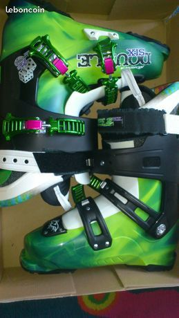 Chaussure Double Six NORDICA 150 Strasbourg (67)