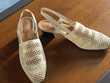 Chaussure Écru Pointure 40