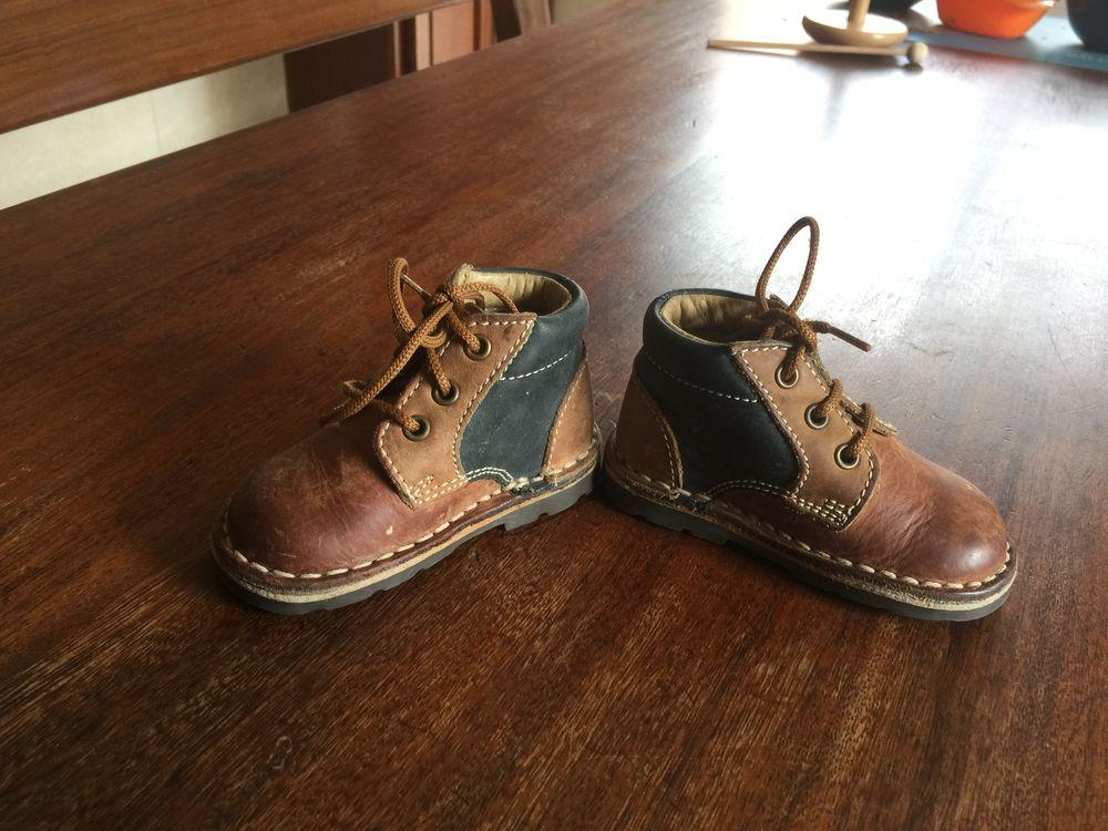 chaussure enfant   Creeks   couleur marron 5 Saleilles (66)