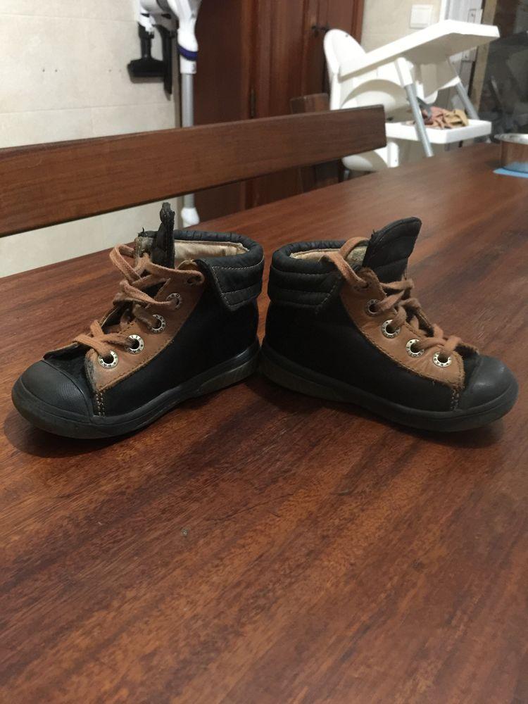Chaussure enfant garçon à lacets   BABYBOTTE   15 Saleilles (66)