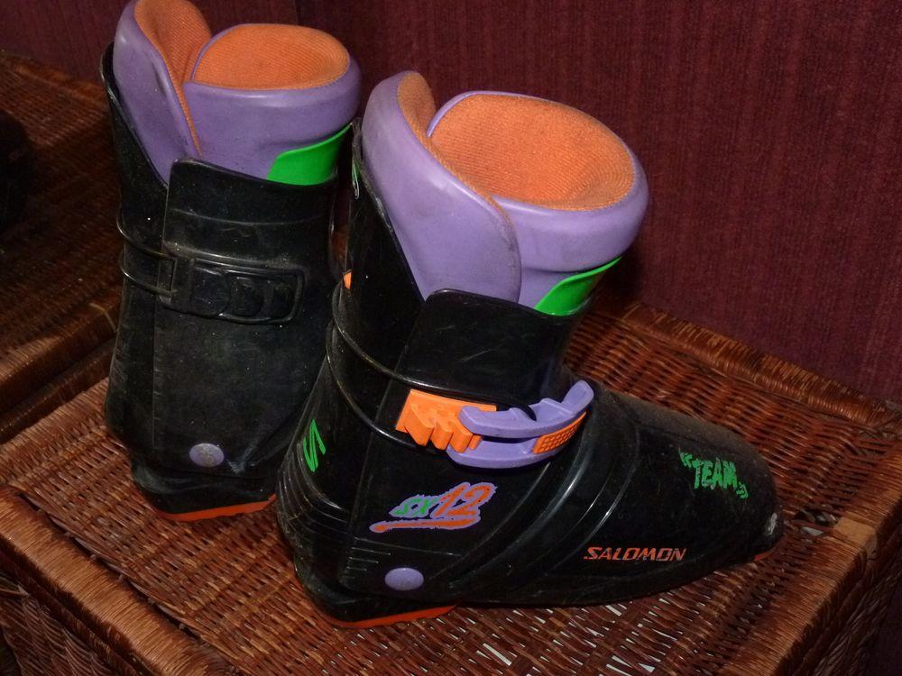 Achetez chaussure de ski occasion, annonce vente à Sevran