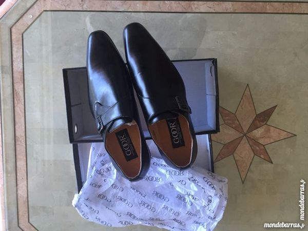 Chaussure   Goor Classic Shoes   Lea Lining 'Homme'  35 Cagnes-sur-Mer (06)