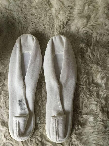 chaussure de gymnastique et danse domyos Chaussures