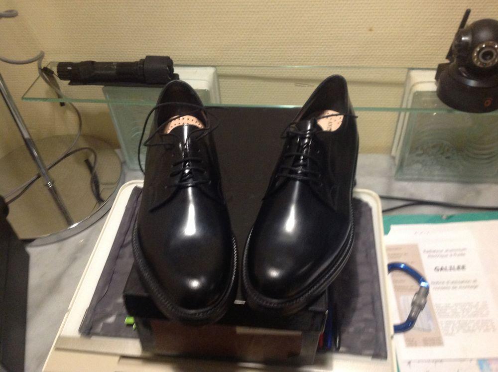 Chaussure homme italienne ANTICA CUOIERIA CUIR Chaussures