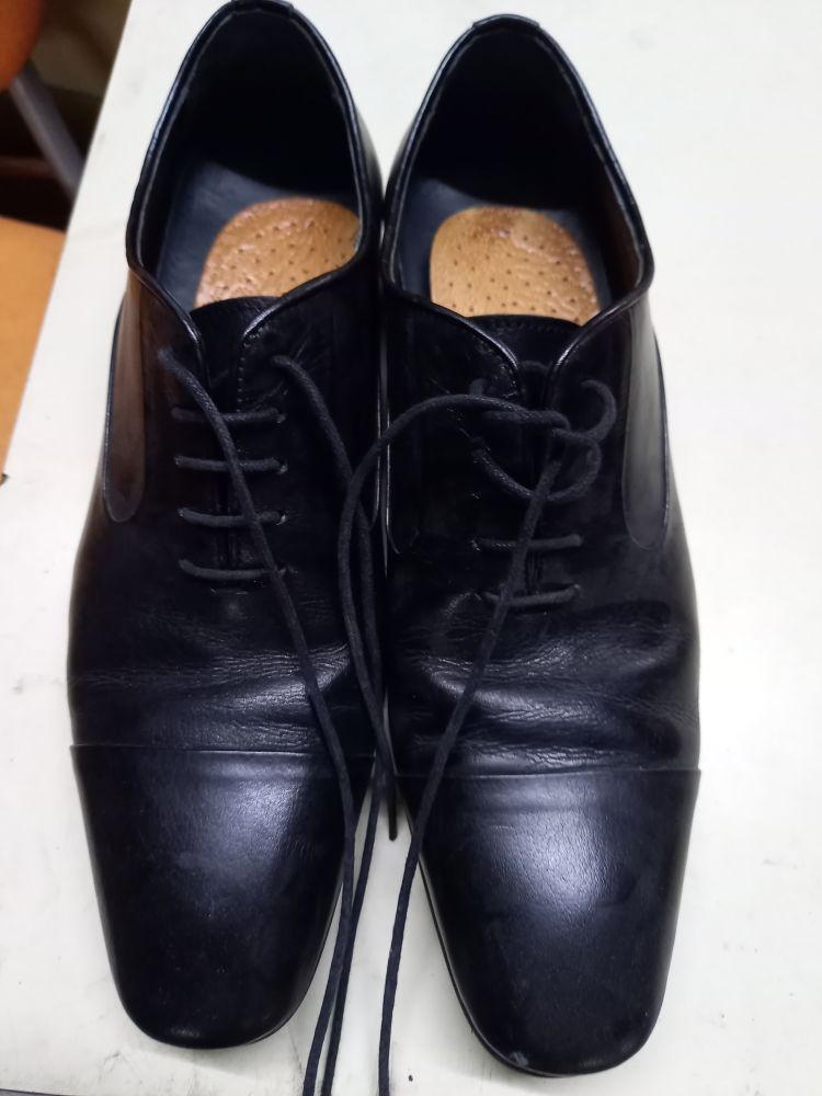 chaussure homme  de soirée bon état 100 La Varenne (49)
