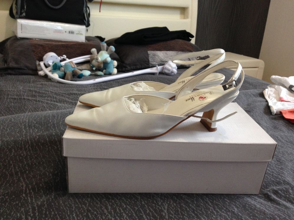 chaussure nacrés 0 Metzervisse (57)