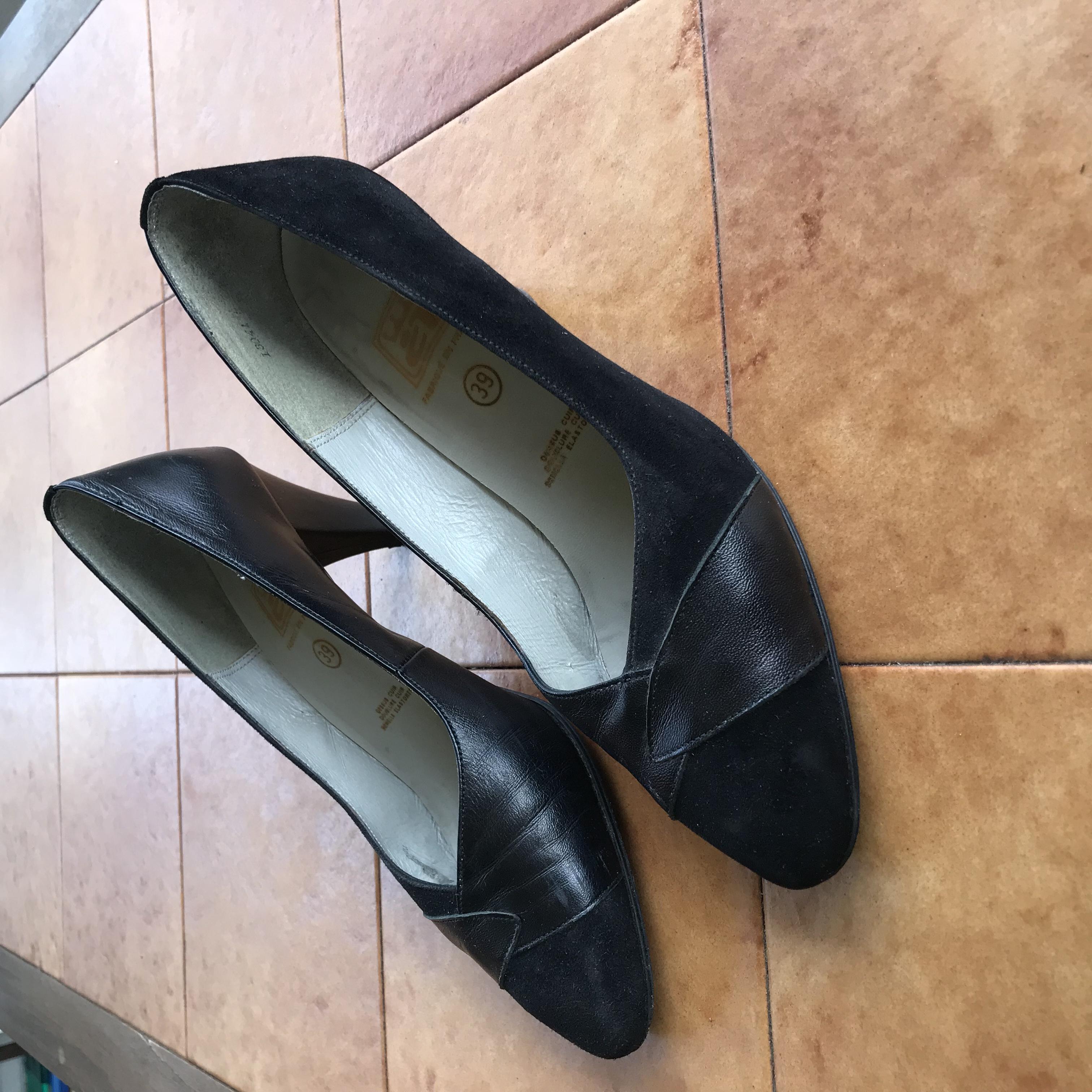 Achetez chaussure noire quasi neuf, annonce vente à Strasbourg (67 ... 3138cb85d960