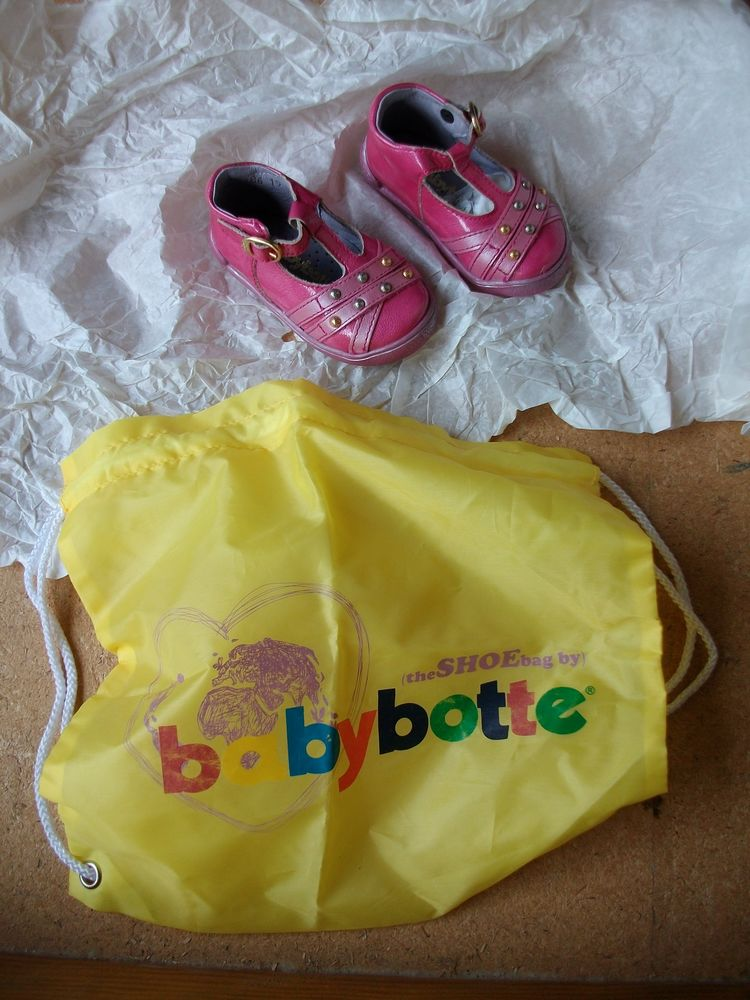 Chaussure pour Fille  Babybotte for ever  pt 19 20 Bouxwiller (67)