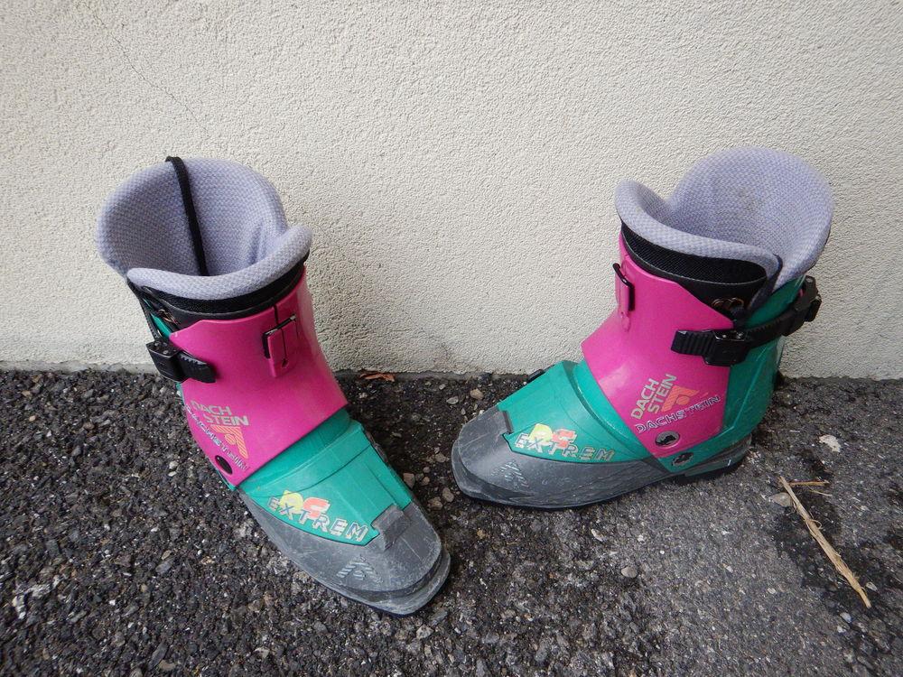 Chaussure ski rando Dach Stein (25) 15 Bonneville (74)
