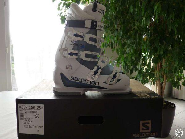 Chaussure de ski Salomon pour femme 88 Nantes (44)