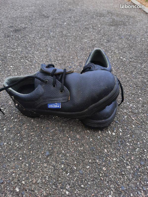 Chaussure de sécurité basse taille 39 15 Jarny (54)