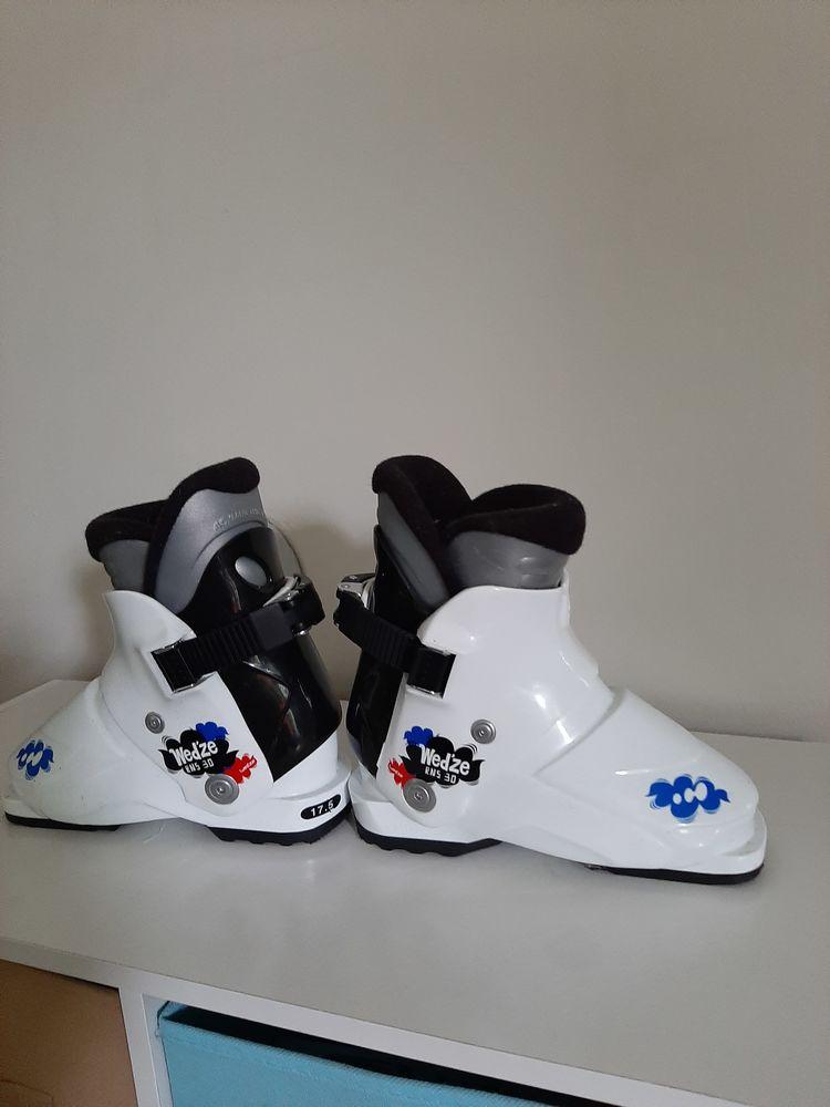 Chaussure skie enfant 30 Loire-sur-Rhône (69)