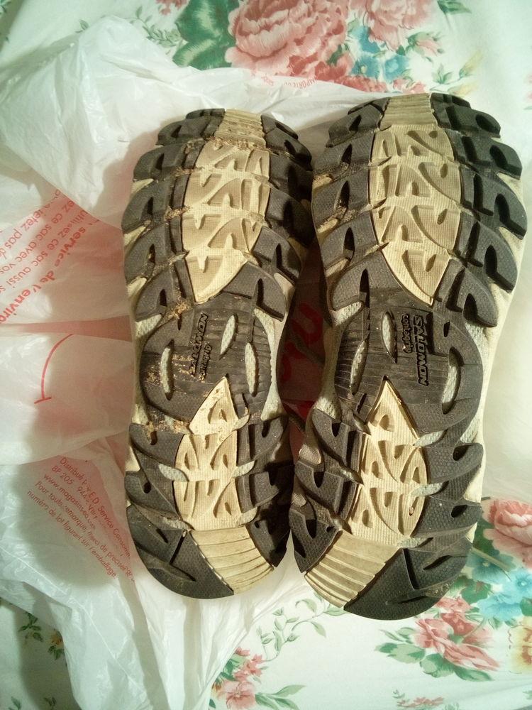 Chaussure de trail 20 Loos (59)