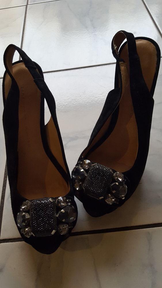 Chaussure Zara noire 40 Le Cannet (06)